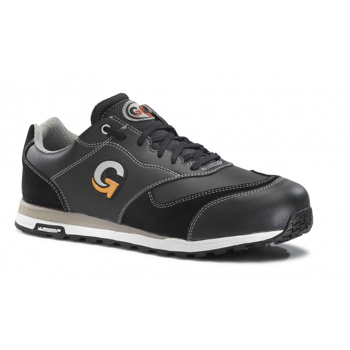 IMOLA LOW S3 Low-Cut Safety Work Shoe from the HERITAGE LINE ...